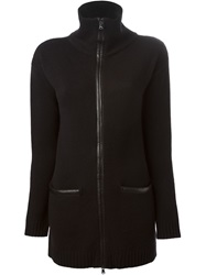 Ralph Lauren Black Label Ralph Lauren Black Zipped Cardi Coat