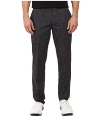 Puma Texture Print Pants Black Men's Casual Pants