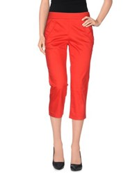 Red Valentino Redvalentino Trousers 3 4 Length Trousers Women