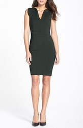 French Connection Women's 'Lolo' Stretch Sheath Dress