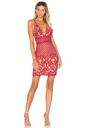 Style Stalker Lani Dress Red