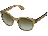Paul Smith Palmer Size 52 Safari Crystal Bronze Flash Mirror Fashion Sunglasses Beige