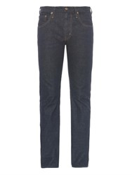 Ag Jeans The Nomad Mid Rise Slim Fit Jeans Blue