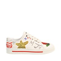 Marc Jacobs Collage Print Sneaker