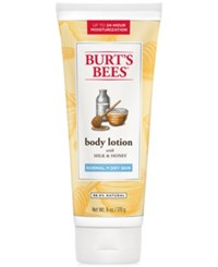 Burt's Bees Milk And Honey Body Lotion 6 Fl. Oz.