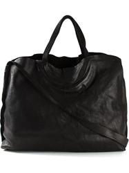 Guidi Distressed Leather Tote