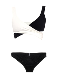 Lisa Marie Fernandez Marie Louise Wrap Around Bikini