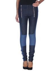 Surface To Air Denim Pants Blue