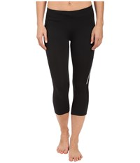 New Balance Impact Capri Pants Black Women's Casual Pants