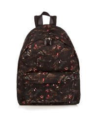 Givenchy Screaming Monkey Nylon Backpack Multi