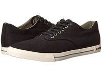 Seavees 08 63 Hermosa Plimsoll Standard Black Men's Shoes