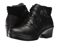 Alegria Indi Black Women's Pull On Boots