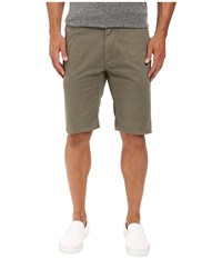 Quiksilver Everyday Chino Shorts Dusty Olive Men's Shorts