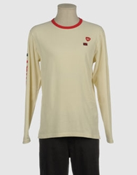 Westport Long Sleeve T Shirts Ivory