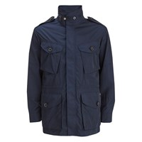Polo Ralph Lauren Men's Canadian Jacket Aviator Navy
