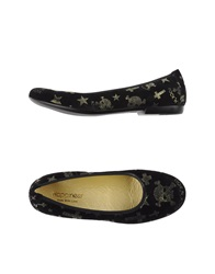 Happiness Ballet Flats Black