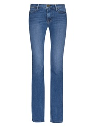 Frame Denim Le Flare Madison High Rise Jeans