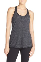 Women's Zella 'Great Escape' Tank Charcoal