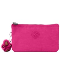 Kipling Creativity Large Cosmetic Pouch Very Berry