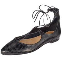 Alice By Temperley Somerset By Alice Temperley Henton Pointed Toe Lace Up Pumps Black