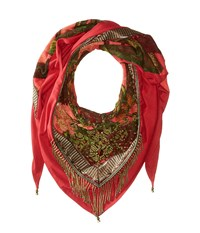Mary Frances Passion Scarf Multi Scarves