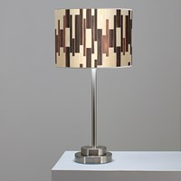 Jefdesigns Tile 2 Table Lamp