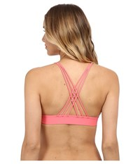 Roxy Sunset Paradise Fixed Tri Swim Top Sweet Pink Women's Swimwear