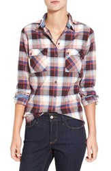Barbour Women's 'Darwen' Plaid Shirt