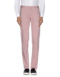 Germano Trousers Casual Trousers Men Pastel Pink
