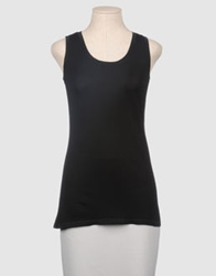 Dinou Sleeveless Sweaters Black