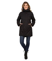The North Face Crestmont Parka Tnf Black Slub Women's Coat