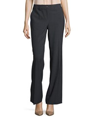 Karl Lagerfeld Wide Leg Dress Pants Carbon