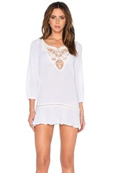 Eberjey Soul Searching Natalya Cover Up White