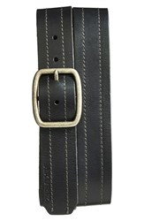 Men's A. Kurtz 'Chance' Leather Belt