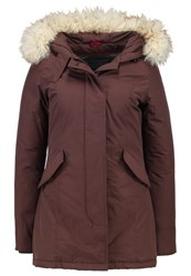 Canadian Classics Fundy Bay Down Coat Cho Brown
