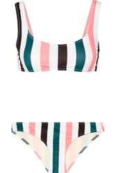 Solid And Striped The Elle Bikini Multi