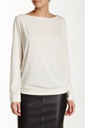 Lilla P Full Sleeve Tee White