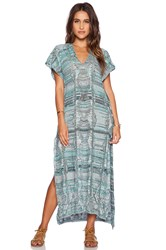 Goddis Alisha Maxi Dress Green