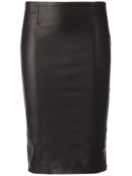 Stouls 'Gilda' Pencil Skirt Black