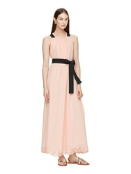 Kate Spade Embroidered Maxi Dress