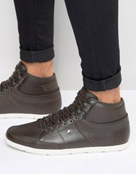 Boxfresh Swapp Prem Blok Trainers Brown