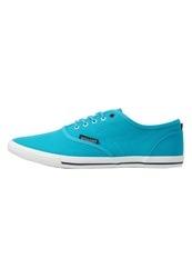 Jack And Jones Jack And Jones Jjspider Trainers Blue Bell Turquoise