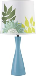 Lights Up Oscar Boudoir Table Lamp