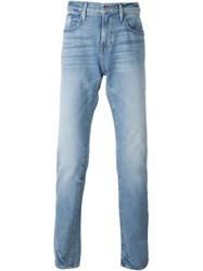 Frame Denim Slim Fit Jeans Blue