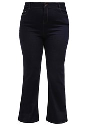 New Look Inspire Bootcut Jeans Navy Dark Blue