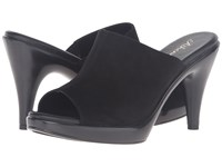 Athena Alexander Anise Black Suede Women's Shoes