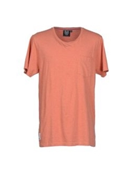 Revolution T Shirts Orange
