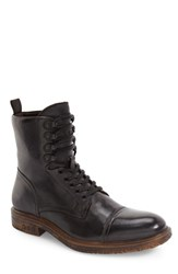 John Varvatos Men's Star Usa Cap Toe Tall Boot