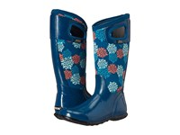 Bogs North Hampton Pom Pons Legion Blue Multi Women's Waterproof Boots