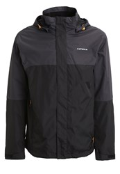 Icepeak Pagnus 2In1 Outdoor Jacket Black